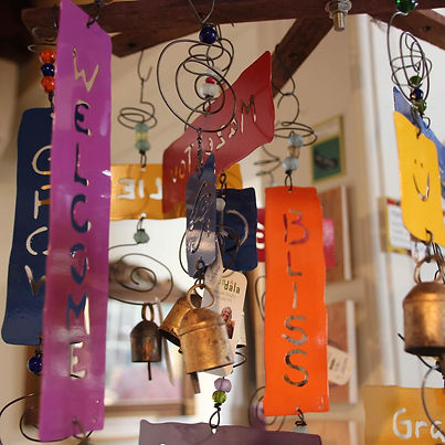 Inspirational Chimes & Ornaments