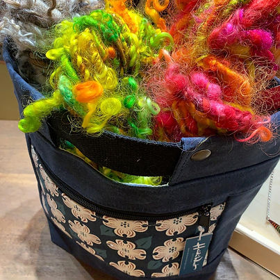 Yarn & Project Bag