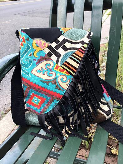 Convertible Cross Body/Backpack