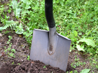 Metáfora del hombre en el hoyo