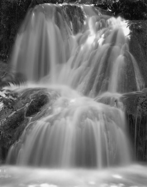 Cachoeira do Sinhozinho (Little Sir Waterfall), 2002