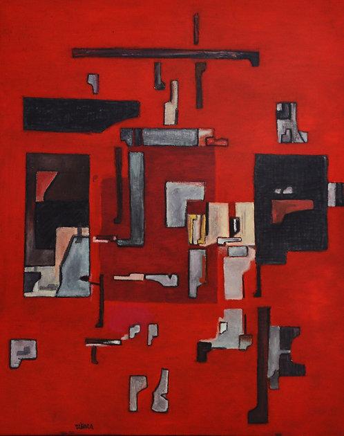 Coloquio en Color Rojo