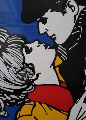 O Beijo, 1970