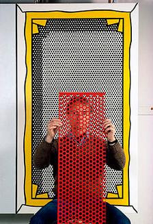 Roy Lichtenstein, 1982