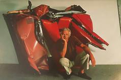 John Chamberlain, 1983