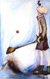 Flor Vermelha (Red Flower), 2011