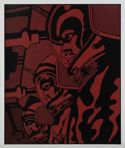 Astronauta Vermelho, 1970