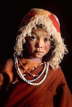 Amdo, Tibet, 2001
