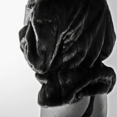 Kelly and the fur coat, 2010