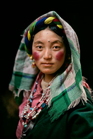 Lhasa, Tibet, 2000