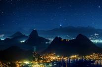 Vista de Niterói (Rio de Janeiro), 2016
