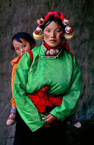 Tagong, Tibet, 1999