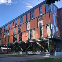 New Beatrice Tinsley Building