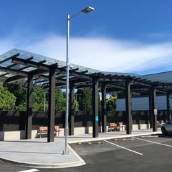 Carpark Steel, Christchurch Hospital