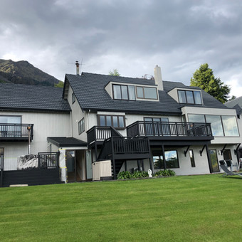 Hiddeen Lodge, Queenstown - After