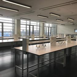 Canterbury Unversity new science labs