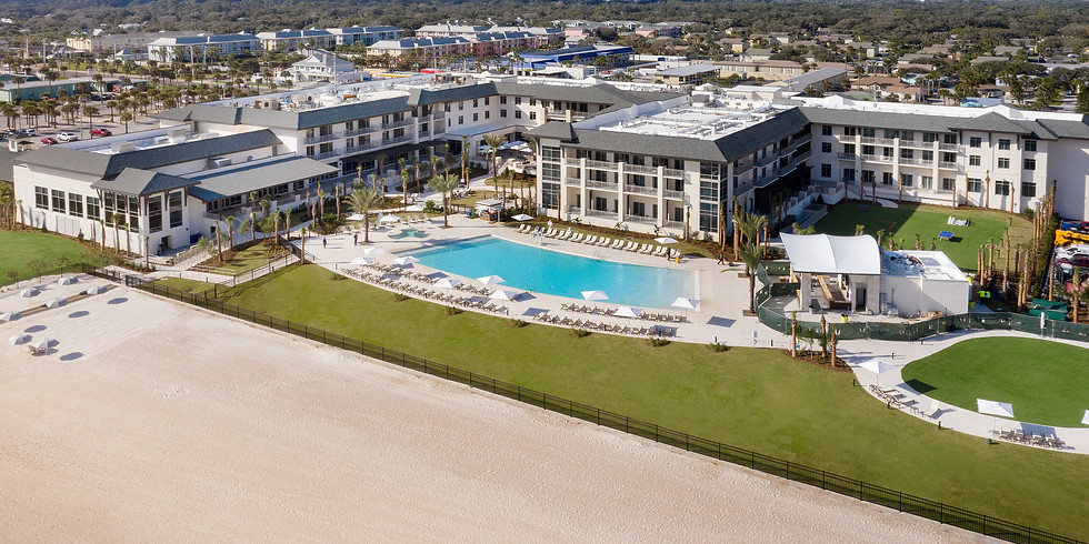Castaway Cantina Patio Party with Embassy Suites by Hilton St Augustine Beach Oceanfront Resort