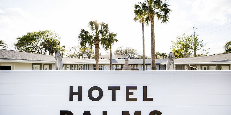 Last Sunday Event Hotel Palms
