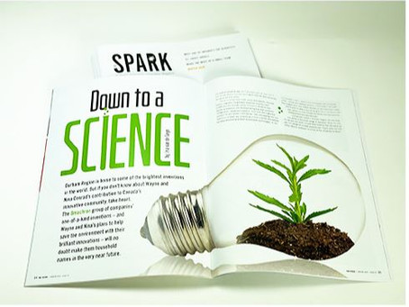 Talking Sustainability with Spark