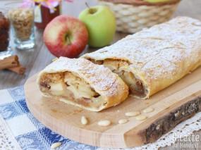 Strudel di mele, il dolce trentino che profuma di casa
