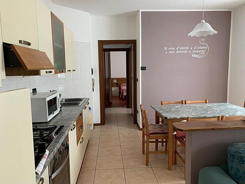 Appartamento Comano Terme
