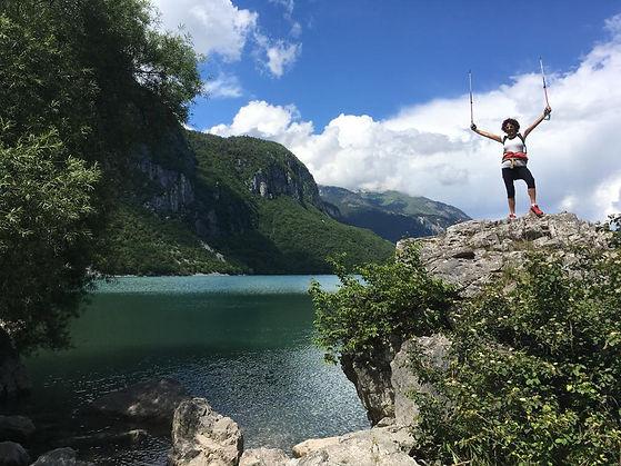 trekking al lago di molveno.jpg