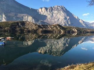 La Valle della Sarca e il lago di Cavedine