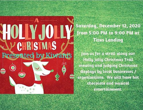 Holly Jolly Christmas Trail