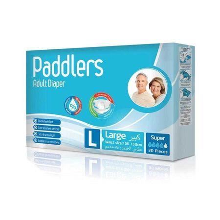 Paddlers для взрослых L 30 шт