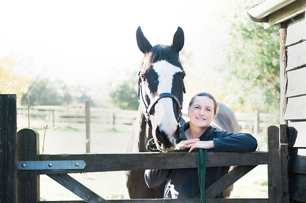 Charlie, Animate Physiotherapy, Equie Physio