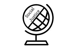 Logo: Social Justice