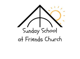 Logo: Sunday School at Friends Church