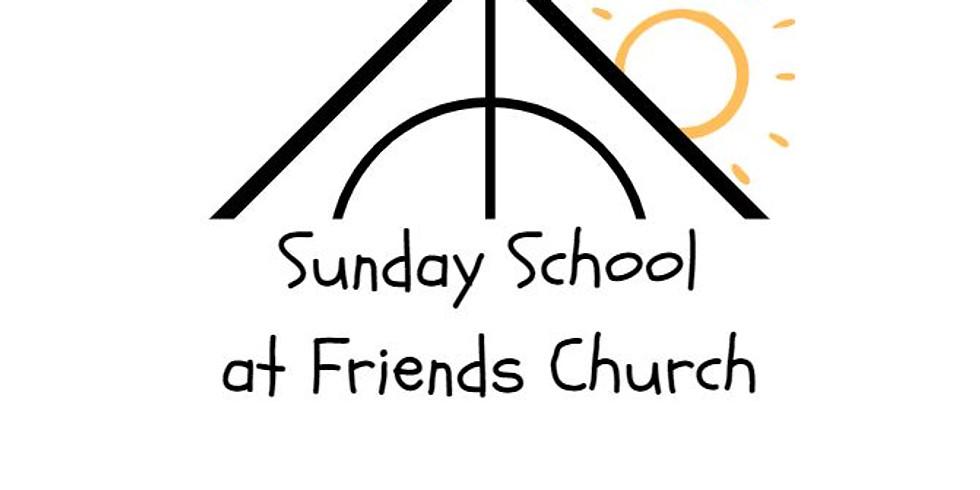 Canceled - Outdoor Sunday School - 05/16/2021