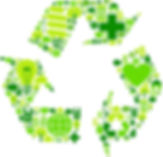 Image: Green recycling arrows