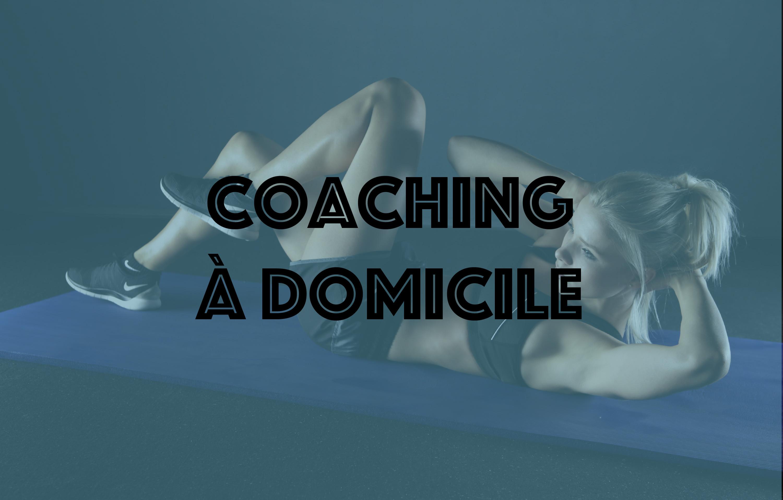 1 Séance de Coaching - À Domicile