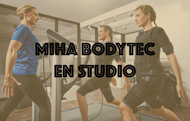 1 Séance de Miha Bodytec - En Studio