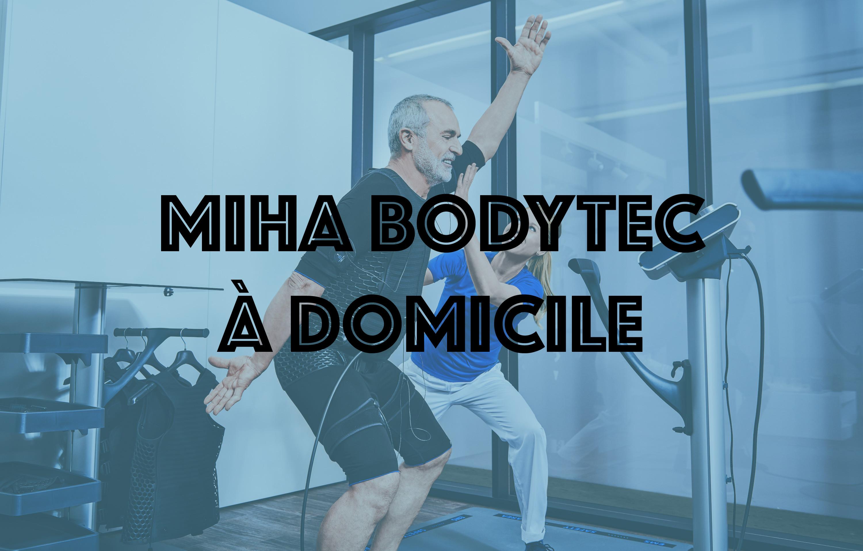 1 Séance de Miha Bodytec - À Domicile