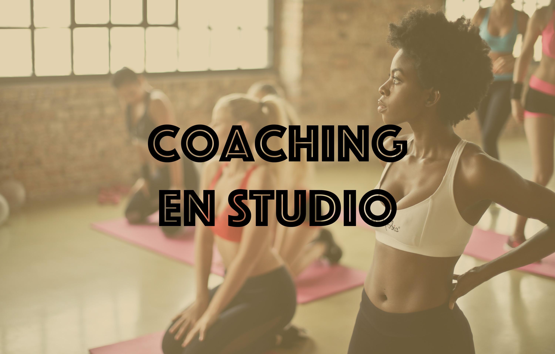 1 Séance de Coaching - En Studio