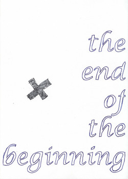 """""""The end of the beginning"""""""