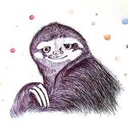 """""""Jo le sloth"""""""