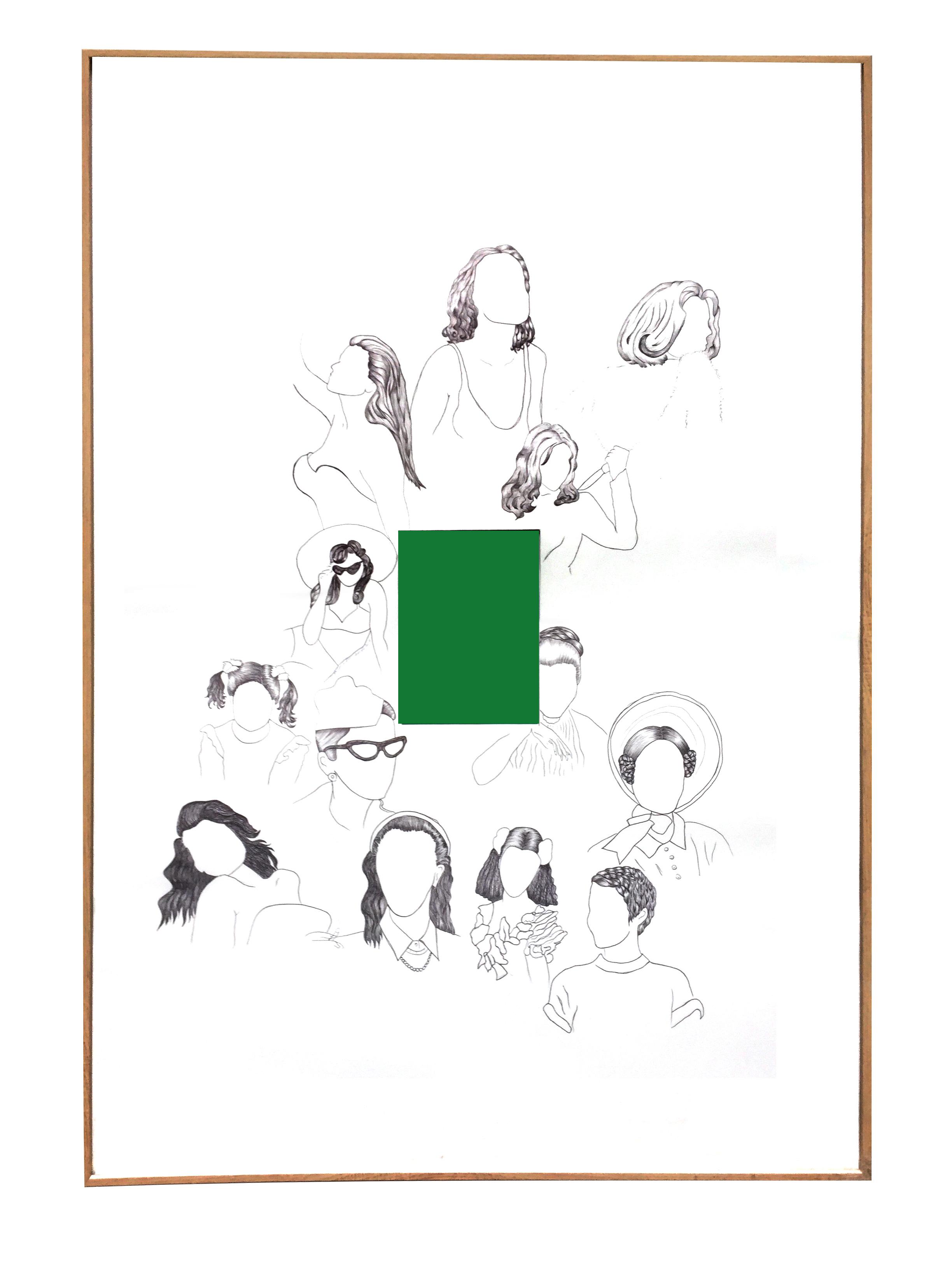 Héroïne -Vert