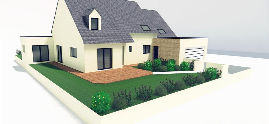 Projet G - Brécé (35)