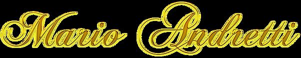 F1 Montreal Hospitality Legends Club Guest Speaker Mario Andretti Logo