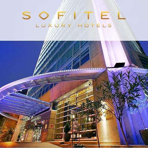 F1 Montreal Hospitality Sofitel Hotel Exterior