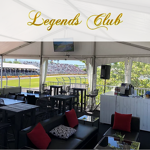 F1 Montreal Hospitality Legends Club Suite View