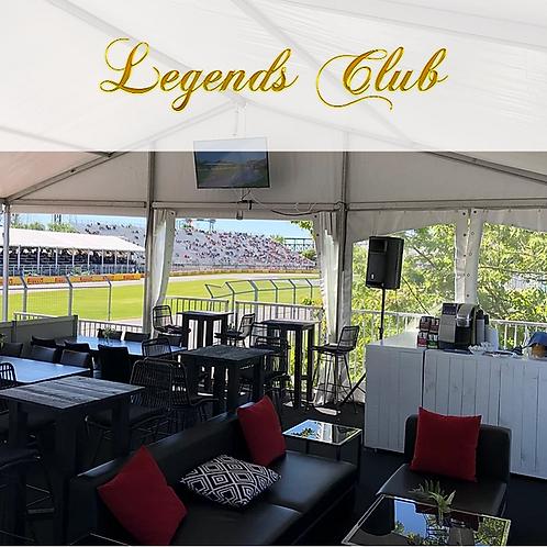 Legends Club Hospitality Friday