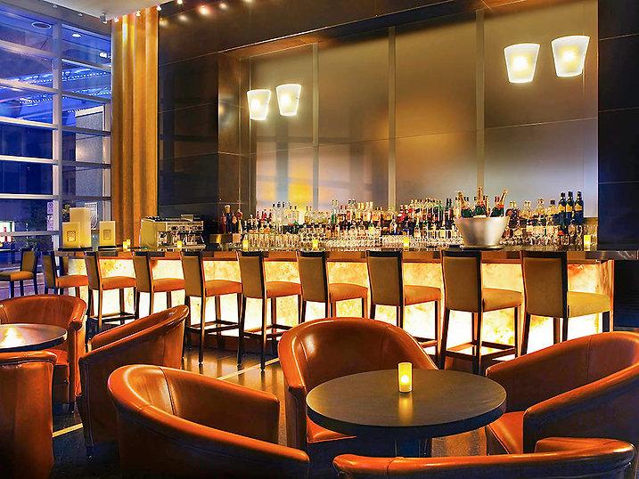 F1 Montreal Hospitality Sofitel Bar