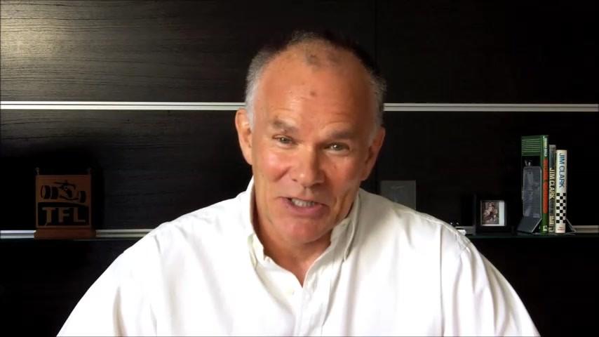 Peter Windsor F1 Journalist
