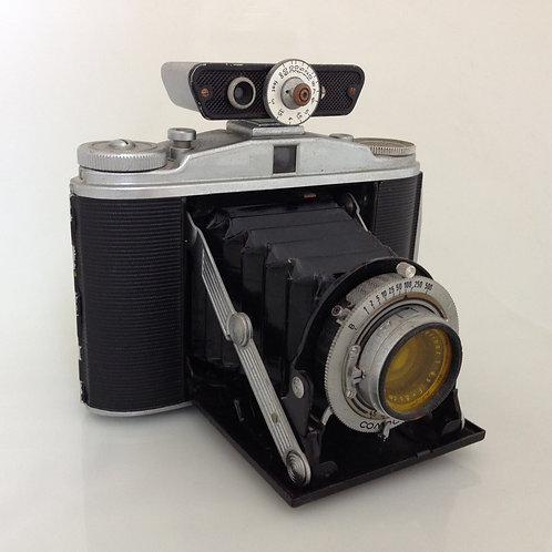 Camera fotográfica retrô