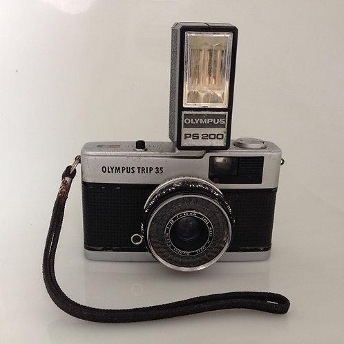Camera fotográfica (Retrô)